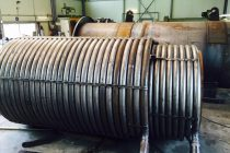 Фото с производства термомасляных котлов Нейтрон
